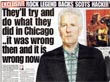 Graham Nash Story in the Scottish Sunday Mail