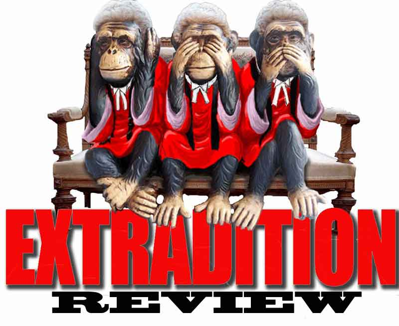 extradition review Whitewash