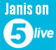 Janis talks to Nicky Campbell